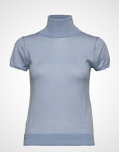 Sand Fellini - Lisbeth Top T-shirts & Tops Short-sleeved Blå SAND