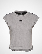 adidas Tennis Ny Womens Tee T-shirts & Tops Short-sleeved Grå ADIDAS TENNIS