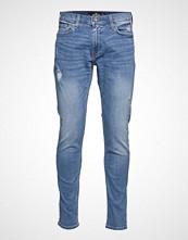 Hollister Hollister Epic Flex Skinny Jeans Slim Jeans Blå HOLLISTER