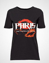 Raiine Libby T-Shirt T-shirts & Tops Short-sleeved Svart RAIINE