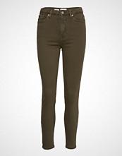 Mango High Waist Skinny Noa Jeans Skinny Jeans Grønn MANGO