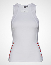 adidas Tennis Asmc Tank T-shirts & Tops Sleeveless Hvit ADIDAS TENNIS