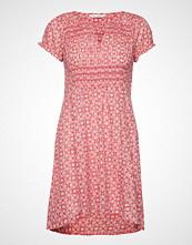 Odd Molly Facile Flower Dress Kort Kjole Rosa ODD MOLLY
