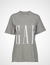 GAP Gap Os Tee T-shirts & Tops Short-sleeved Grå GAP