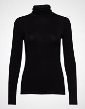Cream Villa Blouse T-shirts & Tops Long-sleeved Svart CREAM