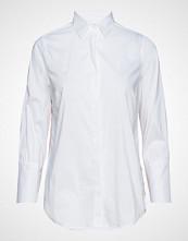 Mos Mosh Larina Ribbon Shirt Langermet Skjorte Hvit MOS MOSH