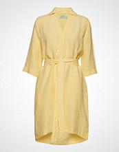 Morris Lady Marseille Dress Kort Kjole Gul MORRIS LADY