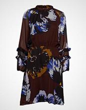 InWear Kalistaiw Short Dress Knelang Kjole Multi/mønstret INWEAR