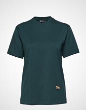 Tiger of Sweden Dellana T-shirts & Tops Short-sleeved Grønn TIGER OF SWEDEN