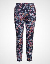 Pulz Jeans Pzclara Pant Bukser Med Rette Ben Multi/mønstret PULZ JEANS
