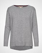Esprit Casual Sweaters Strikket Genser Grå ESPRIT CASUAL