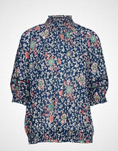 Odd Molly Lush Shake S/S Blouse Bluse Kortermet Multi/mønstret ODD MOLLY