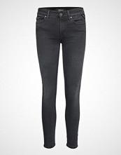 Replay New Luz Hyperflex Clouds Skinny Jeans Svart REPLAY