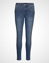 Cream Hostacr Jeans - Baiily Fit Skinny Jeans Blå CREAM
