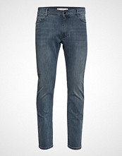 Mango Man Slim Fit Medium Wash Patrick Jeans Slim Jeans Blå MANGO MAN