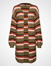 Yas Yasblaine Knit Cardigan Strikkegenser Cardigan Multi/mønstret YAS