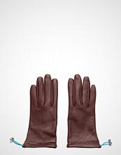 J.Lindeberg Jl Leather-Leather Glove Hansker Brun J. LINDEBERG