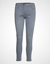 Edc by Esprit Pants Woven Skinny Jeans Blå EDC BY ESPRIT