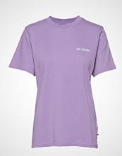 HAN Kjøbenhavn Casual Tee T-shirts & Tops Short-sleeved Lilla HAN KJØBENHAVN