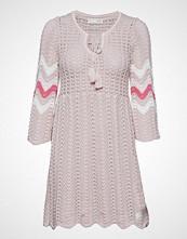 Odd Molly Soul Stripes Dress Kort Kjole Rosa ODD MOLLY