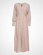 Yas Yasbronx Ankle Dress Icons Maxikjole Festkjole Multi/mønstret YAS