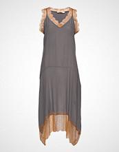 Rabens Saloner Midnight Camisole Dress Knelang Kjole Multi/mønstret RABENS SAL R