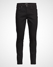 Lyle & Scott Slim Fit Jean Slim Jeans Svart LYLE & SCOTT