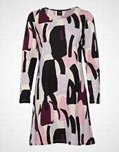 Nanso Ladies Big Shirt, Kliivia Kort Kjole Multi/mønstret NANSO