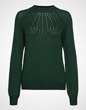 Minus Taia Knit Pullover Strikket Genser Grønn MINUS