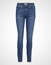 Calvin Klein Skinny Jean - Mid Bl Skinny Jeans Blå CALVIN KLEIN