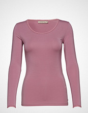 Noa Noa T-Shirt T-shirts & Tops Long-sleeved Rosa NOA NOA