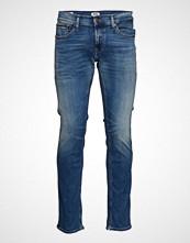 Tommy Jeans Slim Scanton Flcnm Slim Jeans Blå TOMMY JEANS