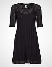 M Missoni M Missoni-Dress Knelang Kjole Svart M MISSONI