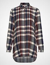 Esprit Casual Blouses Woven Langermet Skjorte Multi/mønstret ESPRIT CASUAL
