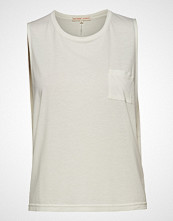 Filippa K Soft Sport Layer Tank T-shirts & Tops Sleeveless Creme FILIPPA K SOFT SPORT