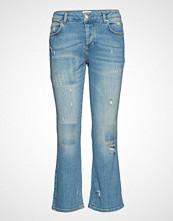Fiveunits Irina 241 Ripped Slim Jeans Blå FIVEUNITS