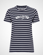 Hollister Tech Core Tee T-shirts & Tops Short-sleeved Blå HOLLISTER
