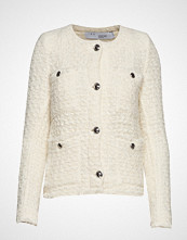 Iro Colley Strikkegenser Cardigan Creme IRO