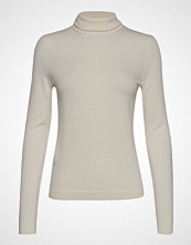 BOSS Business Wear Famaurie Høyhalset Pologenser Creme BOSS BUSINESS WEAR