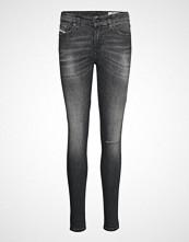 Diesel Women Slandy Trousers Skinny Jeans Grå DIESEL WOMEN