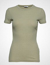 Envii Envelda Ss Tee 5928 T-shirts & Tops Short-sleeved Grønn ENVII