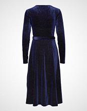 Minus Lizzie Dress Boozt Knelang Kjole Blå MINUS