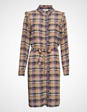Minus Lota Dress Knelang Kjole Multi/mønstret MINUS