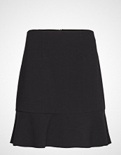 French Connection Dorotea Flare Mini Skirt Kort Skjørt Svart FRENCH CONNECTION