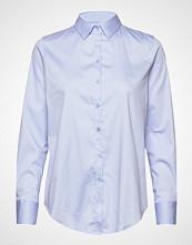 Mos Mosh Martina Shirt Langermet Skjorte Blå MOS MOSH