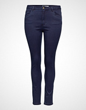 Only Carmakoma Caraugusta Hw Skinny Jeans Bb Dbd Noos Slim Jeans Blå ONLY CARMAKOMA