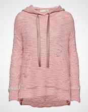 Odd Molly Wavelength Sweater Strikket Genser Rosa ODD MOLLY