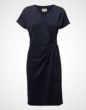 Minus Dyveke Dress Kort Kjole Blå MINUS