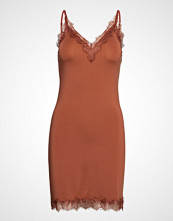 Rosemunde Strap Dress Kort Kjole Oransje Rosemunde