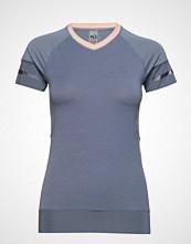 Kari Traa Sigrun Tee T-shirts & Tops Short-sleeved Blå KARI TRAA